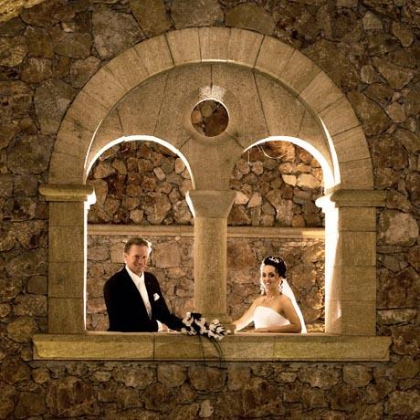 Photographe de mariages à la Font du Broc