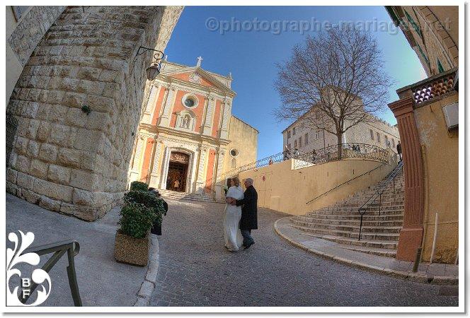 photo prcdente photographie de mariage cathedrale dantibes - Photographe Mariage Antibes